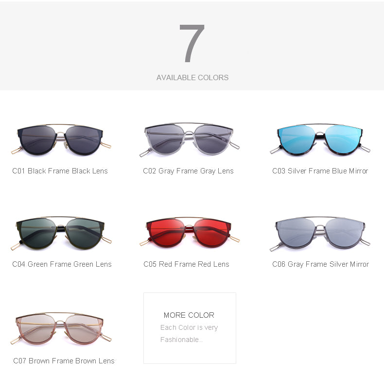859a23232c Brand Name MERRY S Model Number S6300 Gender Women Style Cat Eye Frame  Material Polycarbonate Lenses Material Polycarbonate Lens Height 48mm