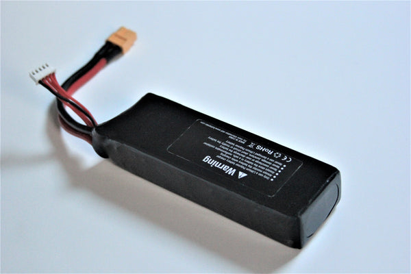 Flight Battery (4S, 4000mAH, 20C)