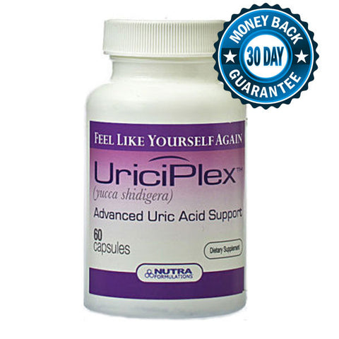 Uriciplex –  Get Fast Effective Relief From Gout Flares!