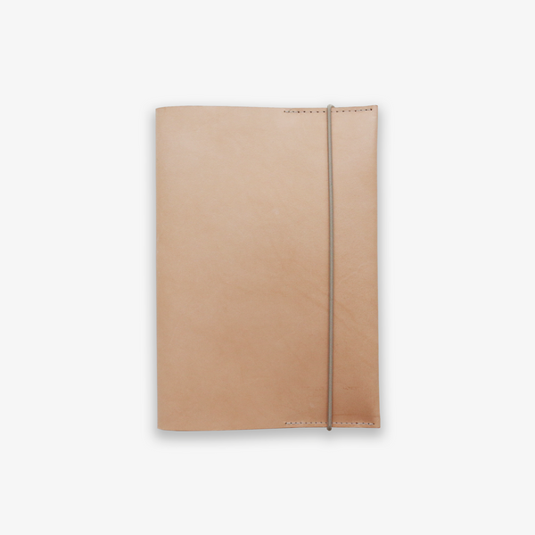 A5 LEATHER CASE + PLANNER SET
