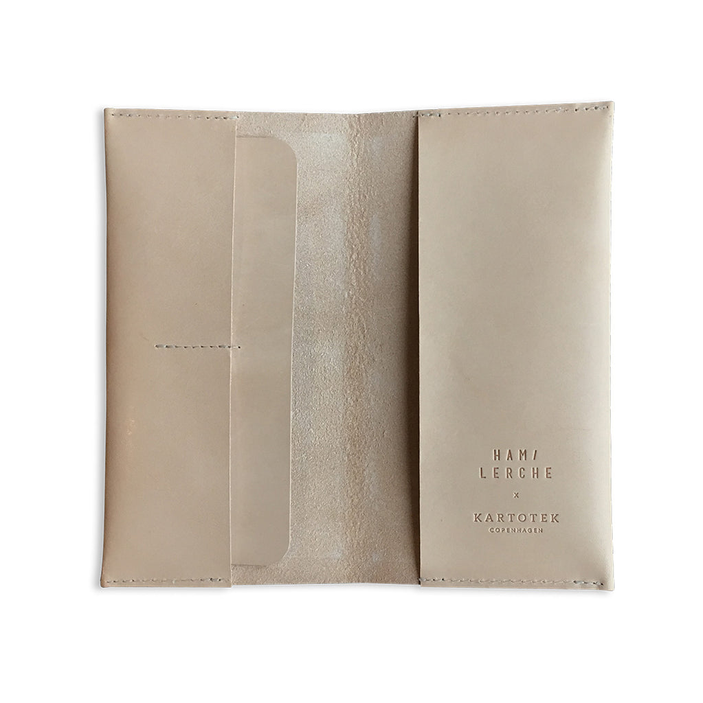 LEATHER CASE + PLANNER SET, SMALL - Ham Lerche