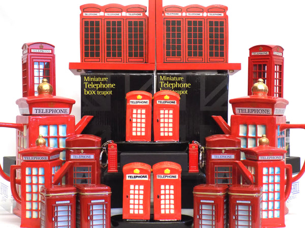 The Gilbert Scott Telephone Box