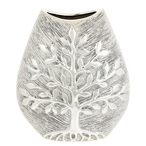 Tree of Life Small Vase (Champagne)