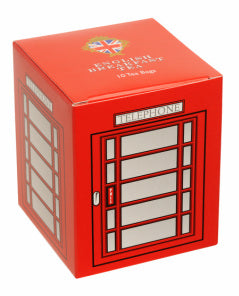 Loose Leaf English Tea Telephone Box