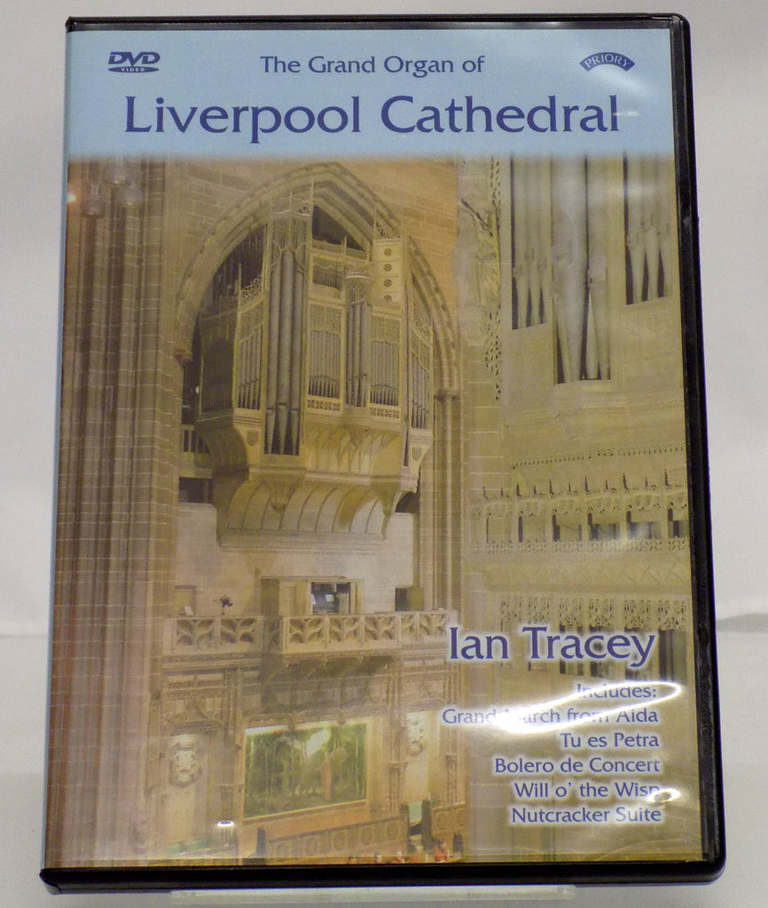 grand organ of liverpool cathedral DVD
