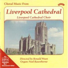 Choral music from Liverpool cathedral 1977