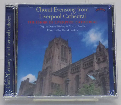 Choral evensong from Liverpool Cathedral