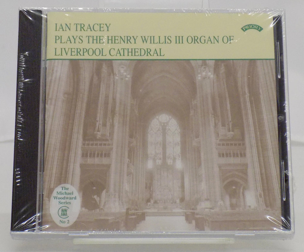 Ian Tracey plays the Henry willis organ of Liverpool cathedral