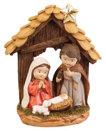 Children's Mini Holy Family Ornament