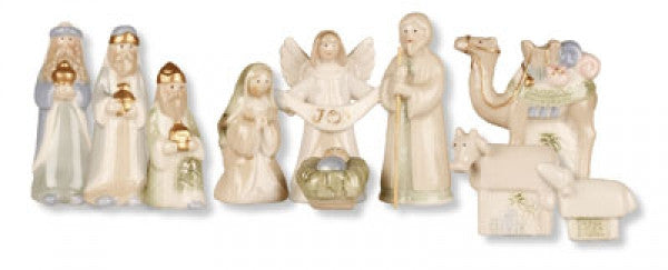 Porcelain Nativity Set - Nativity sets
