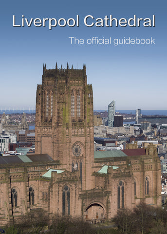 liverpool cathedral guidebook