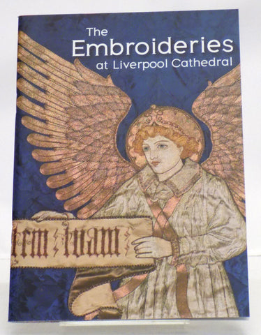 The Embroideries at Liverpool Cathedral - guidebook