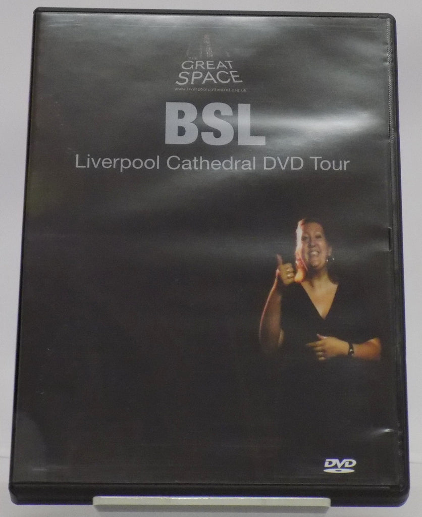 BSL Liverpool Cathedrel DVD tour