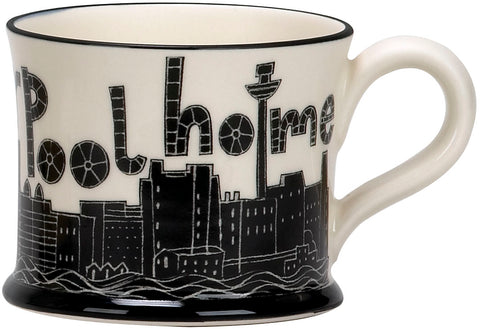 """In My Liverpool Home"" Ceramic Mug"
