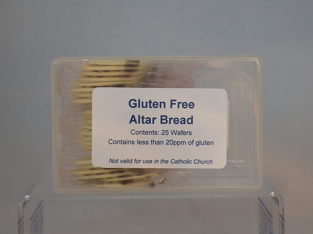 Gluten free church wafers