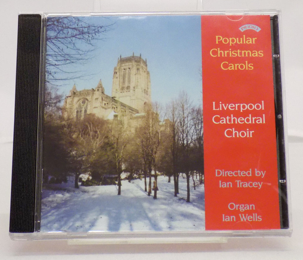 Popular Christmas Carols from Liverpool Cathedral