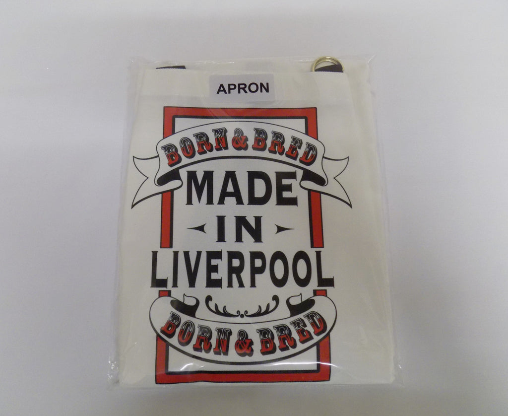 'Made in Liverpool' Apron