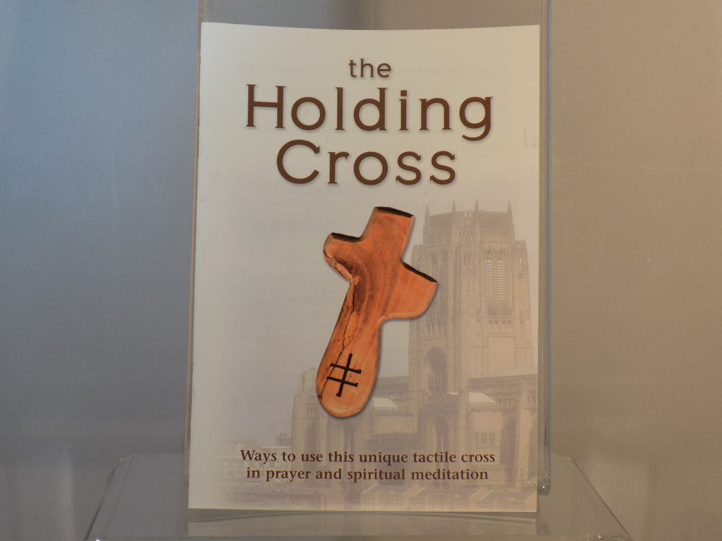 liverpool cathedral holding cross booklet