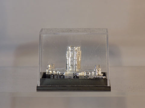 Liverpool cathedral mini pewter model