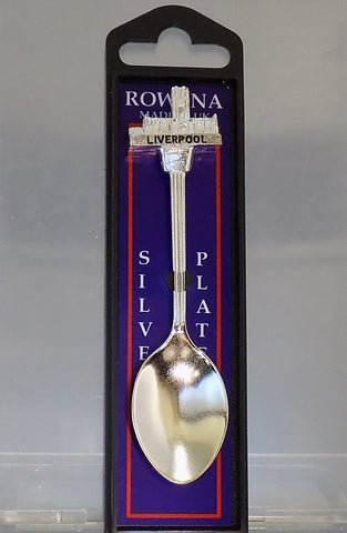Liverpool Cathedral Tea Spoon