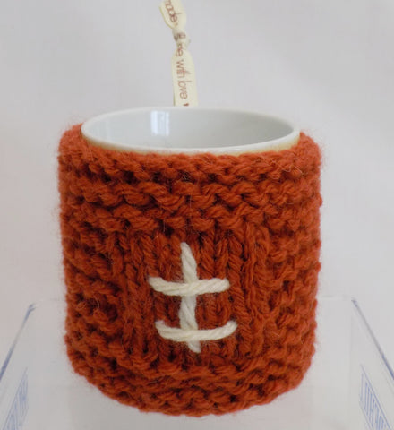 Liverpool Cathedral Knitted Mug Warmer