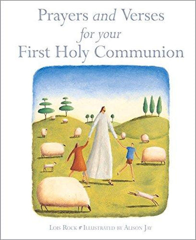 Prayers and Verses for your Holy Communion