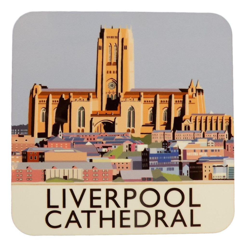 Dave Thompson Coasters - Liverpool Cathedral (2)