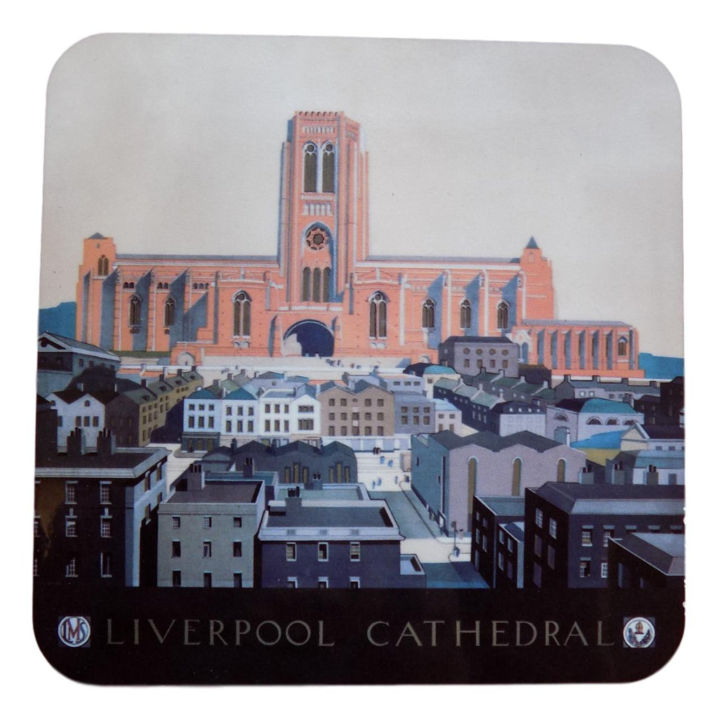Dave Thompson Coasters - Liverpool Cathedral (1)