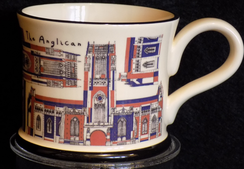 Liverpool Cathedral Ceramic Mug