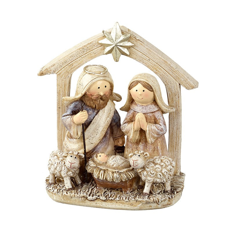 Nativity Stable Scene Decoration