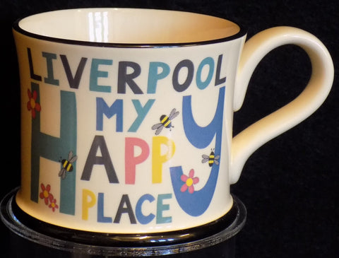 Liverpool - My Happy Place Mug