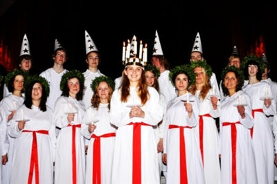 14.12.19 - Sancta Lucia 'Festival of Light' Service