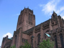 Liverpool Cathedral Photography workshop