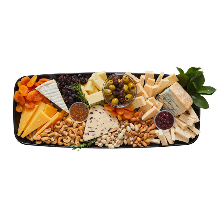 Cheese, Fruit & Nut Platter