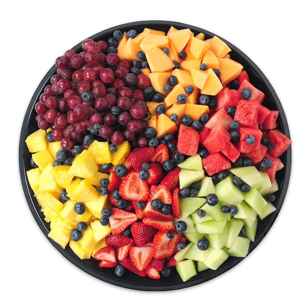 how to prepare a fruit platter