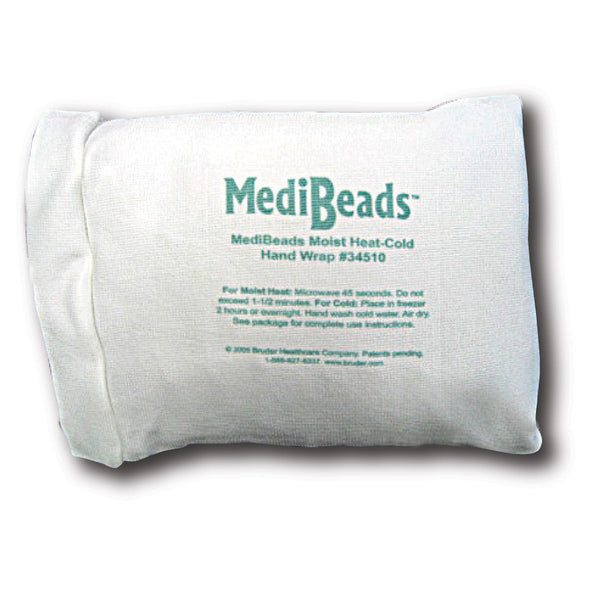 MEDIBEADS Moist Heat/Cold Hand Wrap