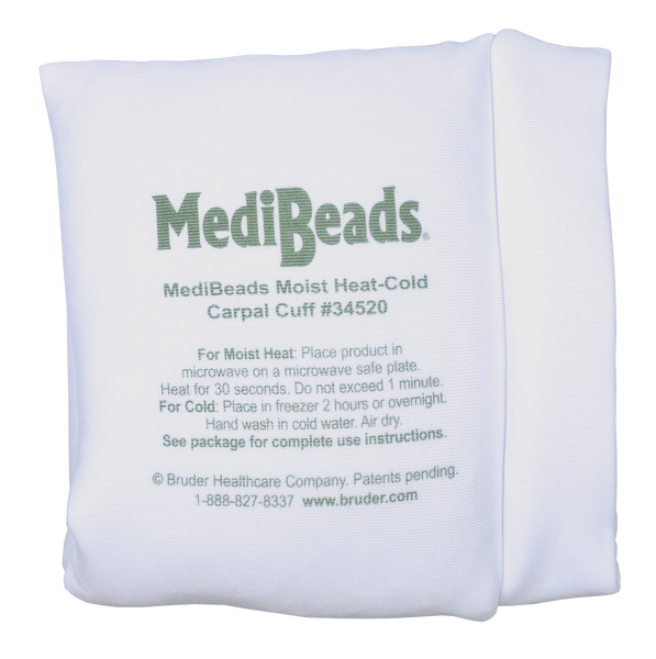 MEDIBEADS Moist Heat/Cold Carpal Cuff