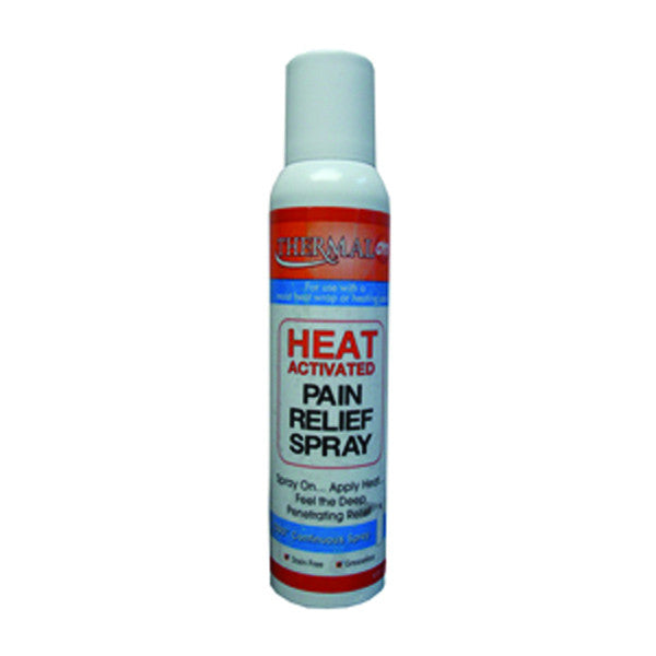 THERMALON Heat Activated Pain Relief Spray
