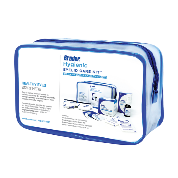 Bruder Hygienic Eyelid Care Kit