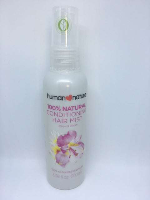 Human Nature Conditioning Hair Mist 100ml (BEST BY 23/09/2018)