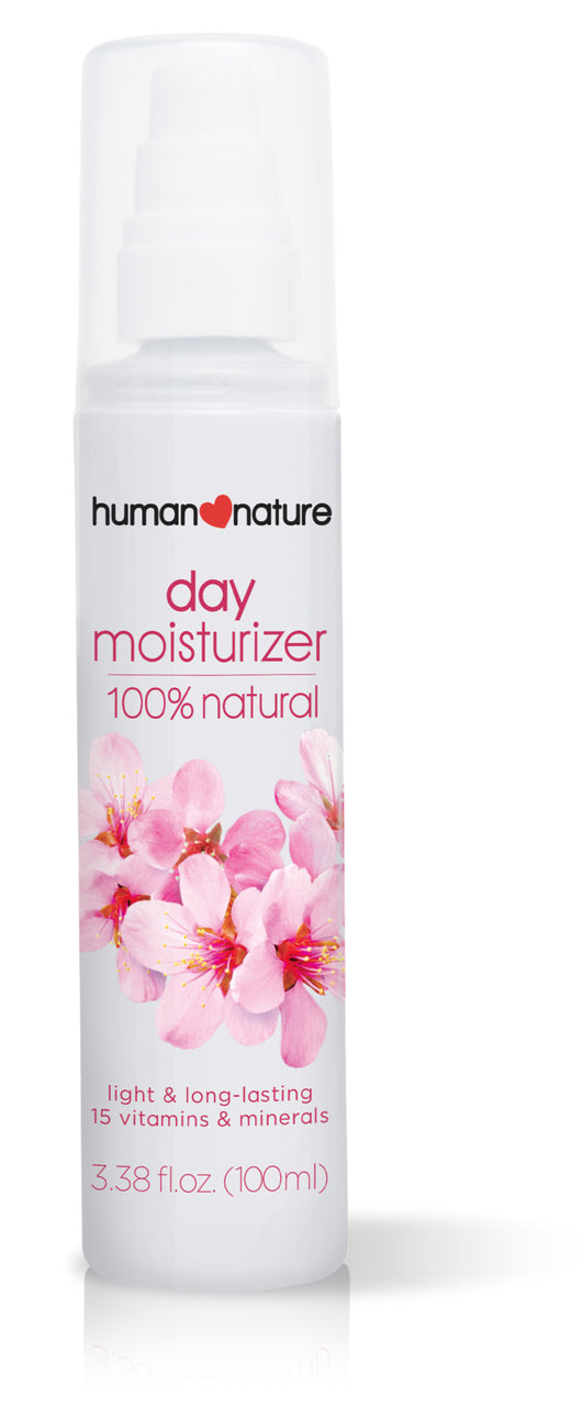 Human Nature 100% Natural Day Moisturizer 50ml - www.healthfreakstore.com