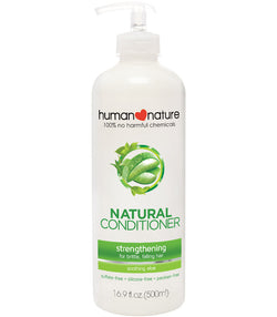 Human Nature Soothing Aloe Strengthening Conditioner 500ml