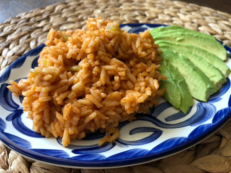 HCC Easy Spanish Style Rice