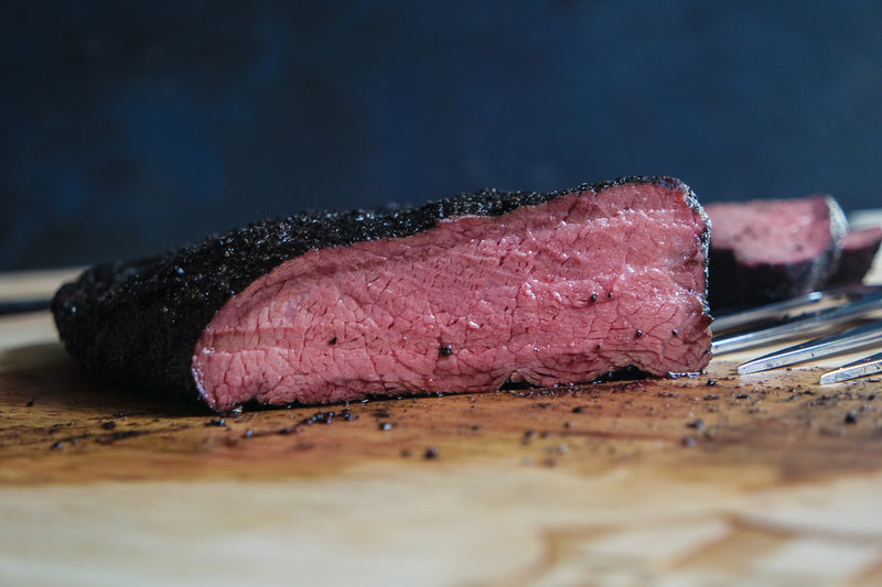 Smoked Picanha with Hardcore Carnivore Black