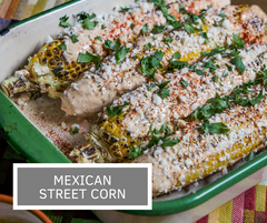 MEXICAN STREET CORN WITH HARDCORE CARNIVORE AMPLIFY