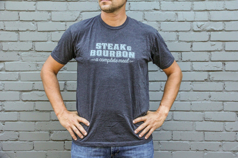 Steak & Bourbon shirt