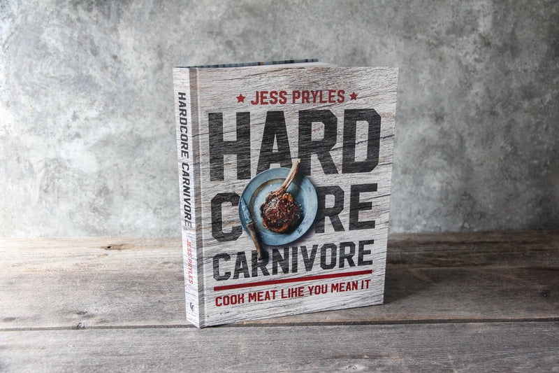 Signed Hardcore Carnivore Cookbook