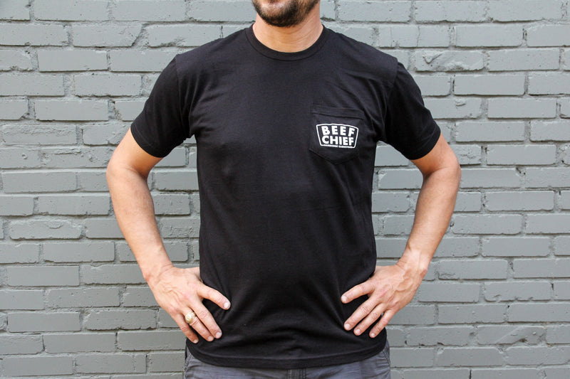 Beef Chief Pocket Tee Shirt