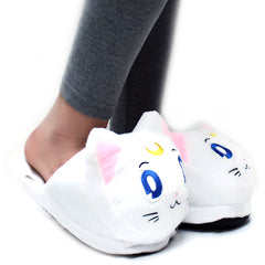 Sailor Moon Kitty Slippers
