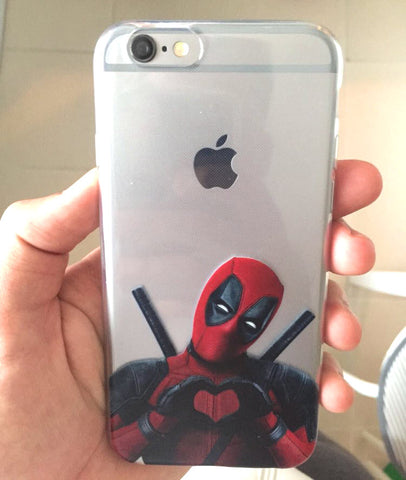 Deadpool iPhone Case Cover